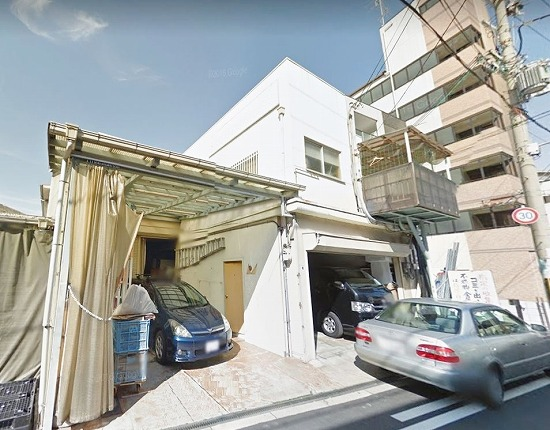 S-198 大阪市城東区鴫野西3丁目 貸事務所付倉庫