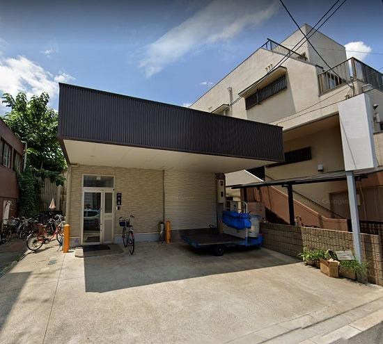 Q-291 大阪市福島区野田2丁目 貸倉庫事務所