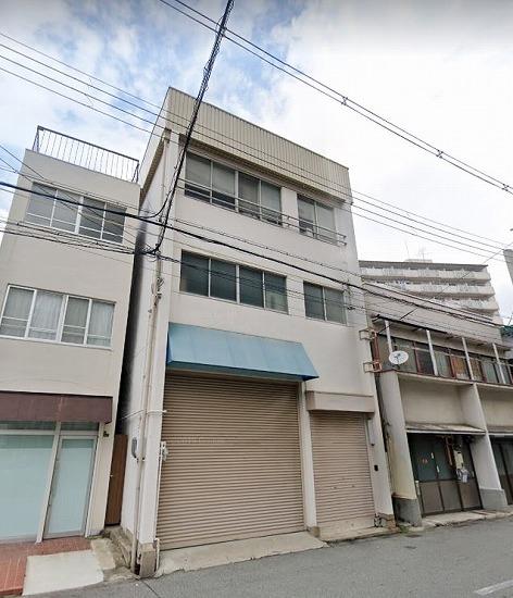 Q-100 大阪市北区中津6丁目 貸倉庫事務所