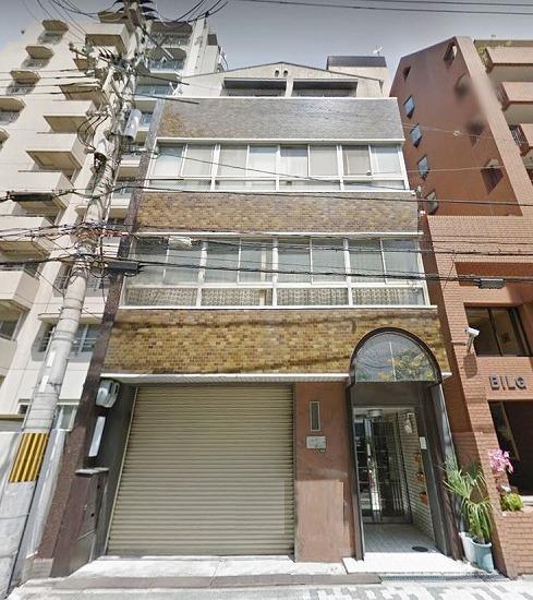 Q-292 大阪市北区同心1丁目 一棟貸ビル