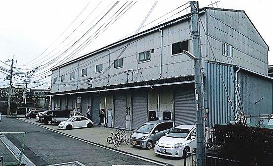 B-251 豊中市名神口3丁目 貸倉庫事務所