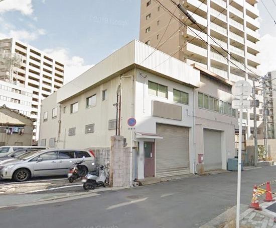 Q-173 大阪市北区中津6丁目 貸倉庫兼事務所