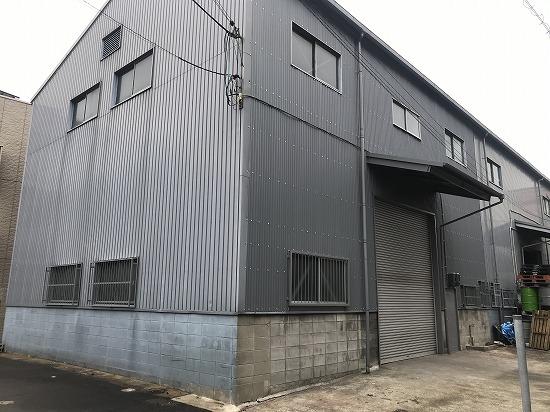 B-71 豊中市庄内栄町5丁目 貸倉庫