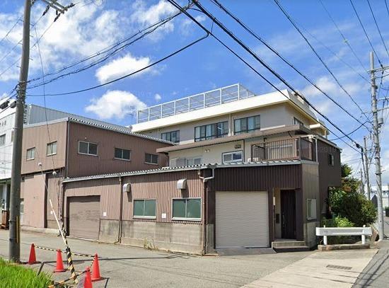 B-1287 豊中市走井3丁目 貸倉庫事務所