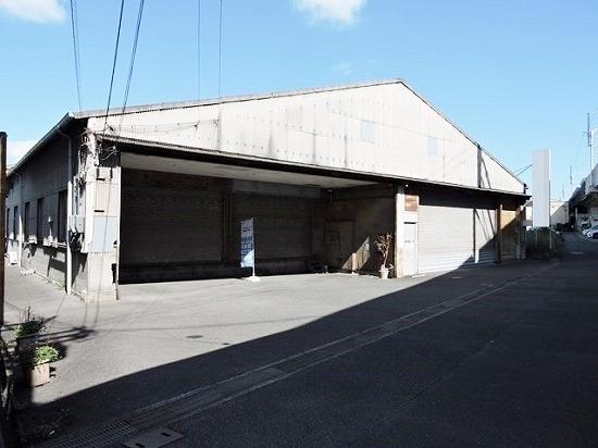 O-628 大阪市東淀川区北江口4丁目 貸倉庫事務所