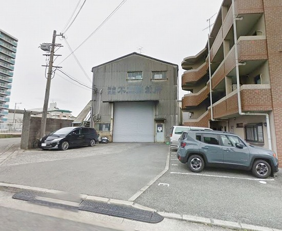 Y-628 尼崎市東難波町4丁目 貸工場・倉庫