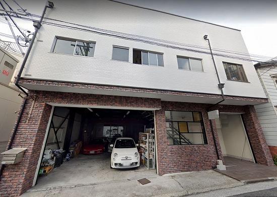L-172 堺市堺区遠里小野町2丁 貸倉庫事務所