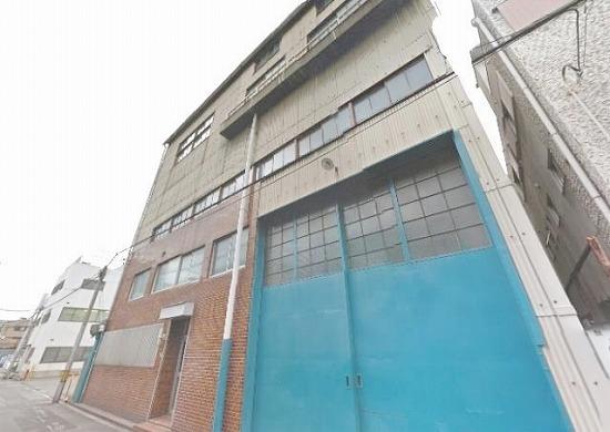 S-173 大阪市城東区今福西6丁目貸倉庫