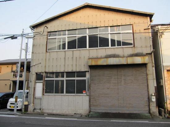 L-171 堺市堺区南島町2丁 貸倉庫