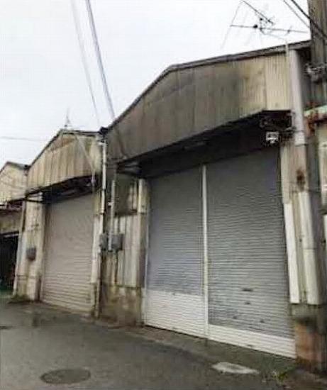B-1078 豊中市庄内宝町3丁目 貸倉庫・工場