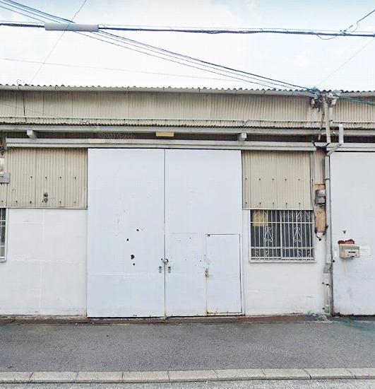 T-148 大阪市平野区平野馬場1丁目 平屋建貸倉庫