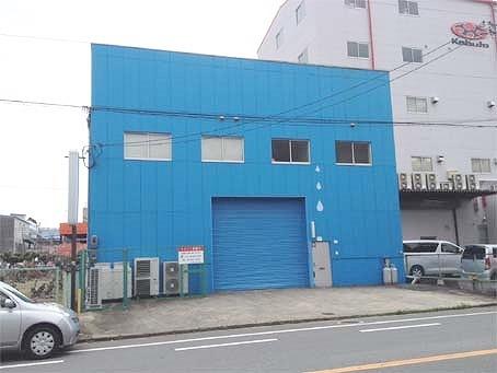 J-410 東大阪市長田西6丁目 貸倉庫兼事務所