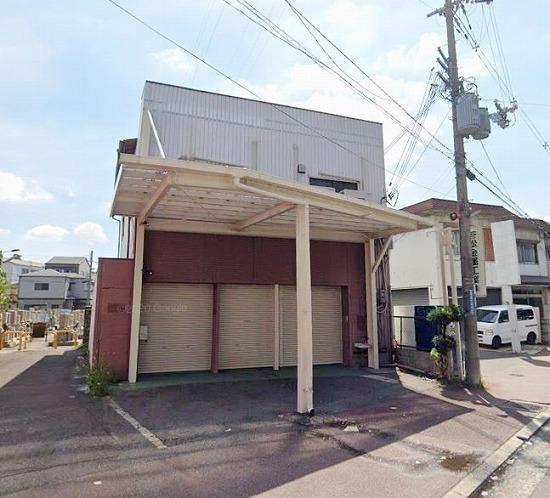 C-1579 摂津市鳥飼和道1丁目 貸倉庫事務所
