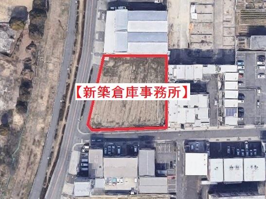 T-144 大阪市平野区長吉長原西2丁目 貸倉庫事務所