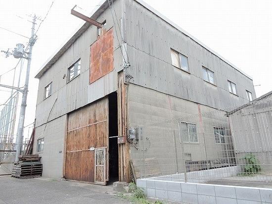 J-413 東大阪市長瀬町3丁目 貸倉庫・事務所