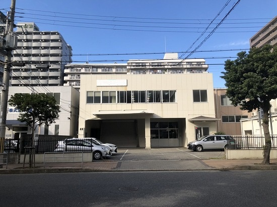 O-203 大阪市淀川区宮原5丁目 貸倉庫兼事務所