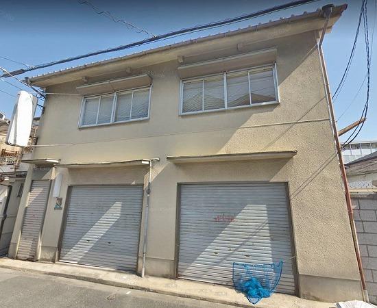 T-149 大阪市平野区平野市町2丁目 貸倉庫事務所