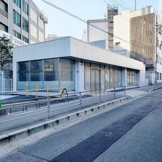 P-126 大阪市阿倍野区松崎町2丁目 貸店舗