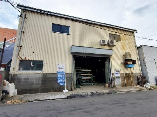 U-179 大阪市生野区巽南1丁目 貸倉庫・工場