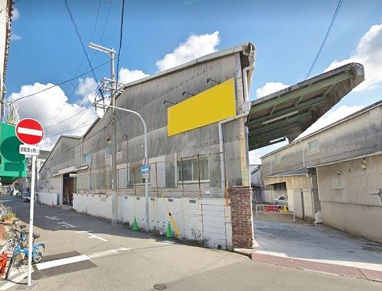 S-142 大阪市都島区毛馬町5丁目 貸倉庫
