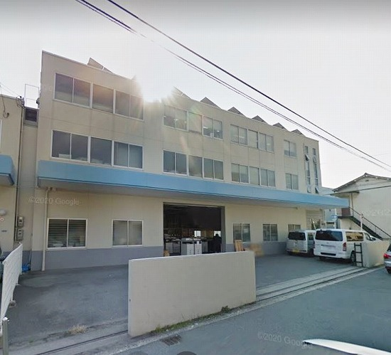 A-771 吹田市江坂町2丁目 3階建貸倉庫兼事務所