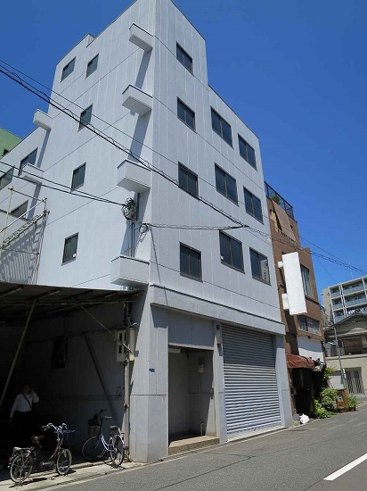 Q-247 大阪市中央区玉造2丁目 貸倉庫・事務所