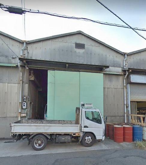 T-155 大阪市平野区加美北4丁目 貸倉庫