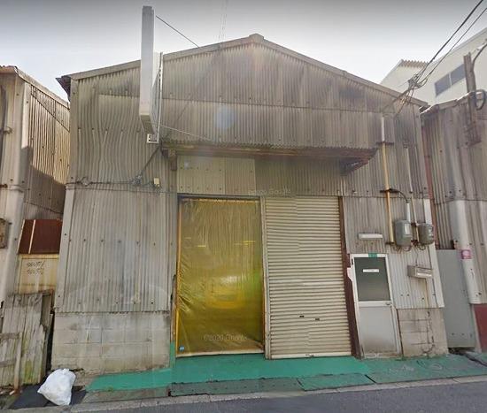 T-154 大阪市平野区加美北3丁目 貸倉庫