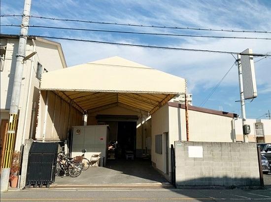 T-153 大阪市平野区加美北8丁目 貸事務所付倉庫