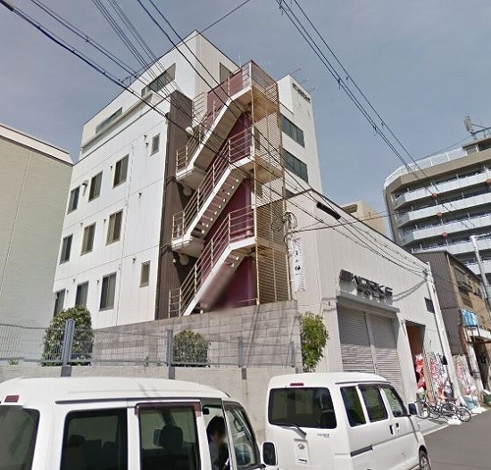 U-165-2 大阪市浪速区稲荷1丁目 貸事務所・店舗