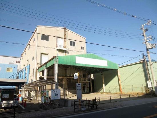 P-128 大阪市西成区南津守2丁目 貸倉庫