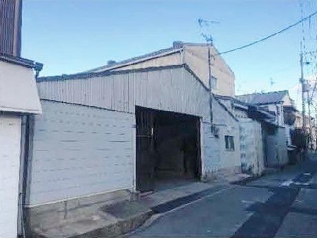 B-1592 豊中市庄内栄町4丁目 貸倉庫