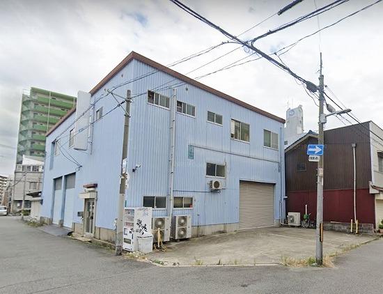 U-72 大阪市浪速区塩草3丁目 貸倉庫兼事務所