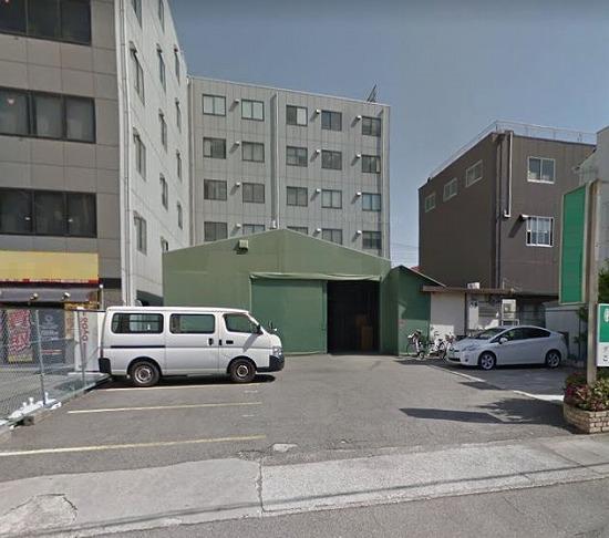 Z-641 神戸市長田区神楽町2丁目 貸倉庫事務所