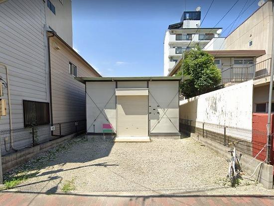 U-183 大阪市生野区新今里1丁目 貸倉庫