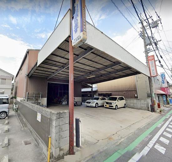 N-338 八尾市久宝寺2丁目 貸倉庫