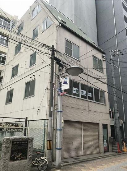Q-307 大阪市福島区福島7丁目 一棟貸ビル