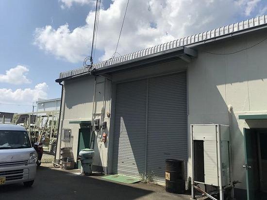J-420 東大阪市水走3丁目 連棟貸工場