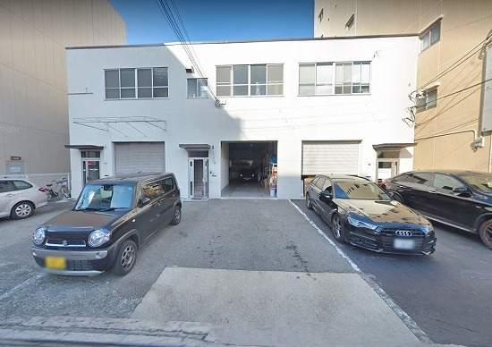 A-414 吹田市垂水町3丁目 貸倉庫・事務所