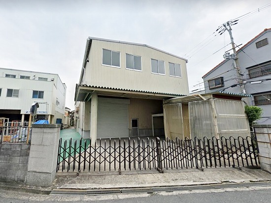 I-342 門真市岸和田2丁目 貸工場・倉庫