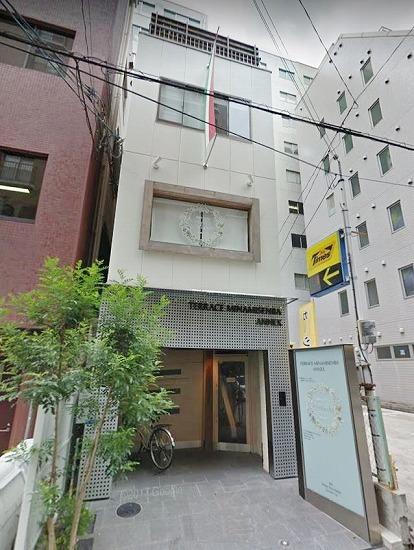 Q-305 大阪市中央区南船場1丁目 一棟貸ビル