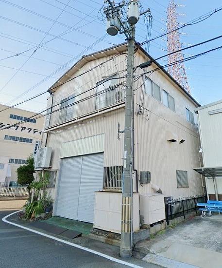 C-1602 摂津市鳥飼上5丁目 貸居宅付倉庫・工場