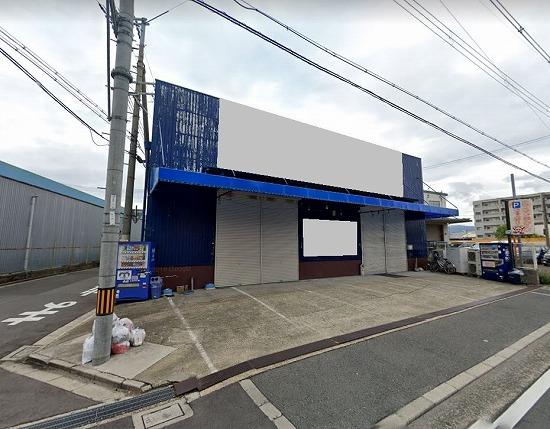 I-347 門真市岸和田3丁目 一棟貸倉庫