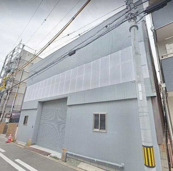 R-121 大阪市大正区平尾5丁目 貸倉庫