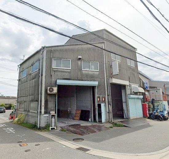 B-1610 豊中市原田南2丁目 貸倉庫・工場