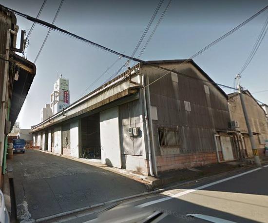 H-348 守口市南寺方東通3丁目 貸倉庫・工場