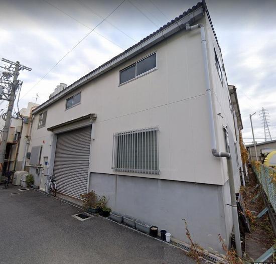 J-426 東大阪市御厨東1丁目 貸倉庫事務所