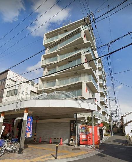 A-1126 吹田市朝日町 1階貸店舗