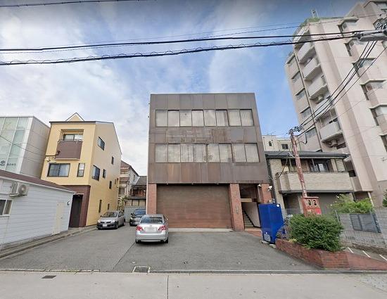 T-157 大阪市住吉区万代3丁目 一棟貸ビル
