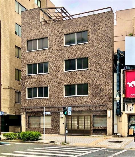 U-186 大阪市天王寺区四天王寺1丁目 一棟貸ビル